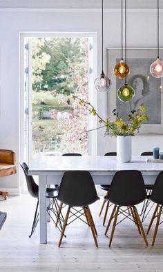 cute dinning room decor idea