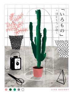 Lisa baudry on Lilla Rogers Studio blog