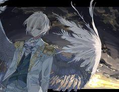 Tags: Anime, Pixiv Id 13738820, Ensemble Stars!, Tenshouin Eichi, Buttons, Epaulettes, White Outerwear