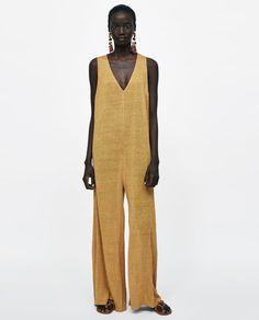 Bilde 1 fra OVERSIZE JUMPSUIT fra Zara