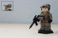 Devgru Military Custom Minifigure | Custom LEGO Minifigures