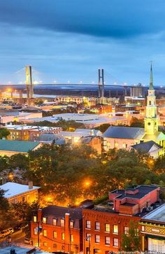 21 Best Things to Do in Savannah via Vacation Idea