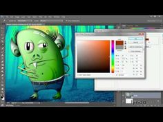 ▶ Photoshop tutorial: Colorize any layer with Color Overlay | lynda.com - YouTube
