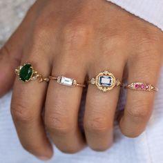 Unique Yet Timeless Fine Jewelry Cute Jewelry, Gold Jewelry, Jewelry Box, Jewelry Accessories, Fashion Accessories, Jewlery, Luxury Jewelry, Jewelry Trends, Piercings