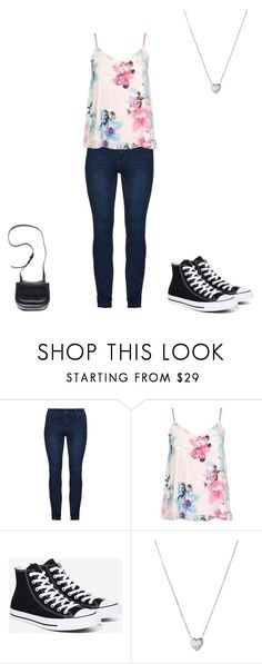 """""""Sara"""" by basheygirl on Polyvore featuring Dorothy Perkins, Converse, Links of London and The Row"""