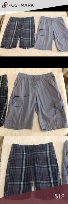 2 Pair of Boy's ARIZONA Sz 12 Husky Shorts I have 2 pair of ARIZONA brand boy's shorts in a size 12 Husky. Both shorts were purchased from JC Penney department store. I have a smoke-free home. Mens Fashion, Fashion Trends, Husky, Arizona, Size 12, Pairs, Department Store, Shorts, Best Deals