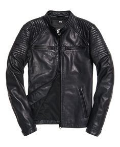 Buy Mens Superdry Leather Quilt Racer Jacket from Our Official Website and Get Free Delivery! Order Now or check out our other Jackets available from Superdry Men's Leather Jacket, Biker Leather, Jacket Men, Leather Jackets, Emo Dresses, Party Dresses, Fashion Dresses, Rocker Style, Rocker Chic
