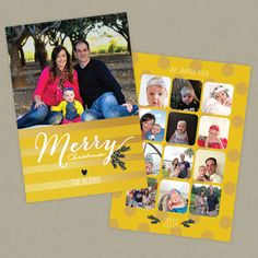 Dots and Stripes - RUVAcards - love all the pictures you can put on this card!