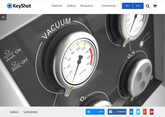 """Werk-m setzt die Rendersoftware """"KeyShot"""" von der Konzeptphase bis hin zur Produktvermarktung zur fotorealistischen Produktvisualisierung ein. Alexander Müller erläutert in einem Interview mit der Luxion Inc., warum die Rendersoftware Teil des optimierten Designworkflows ist und welche Vorzüge sie den Kunden bietet..."""