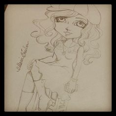 #desenho #doll#pullip | Flickr – Compartilhamento de fotos!