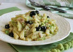 Pasta con broccolo tonno e olive | La cucina di Vane | Bloglovin'