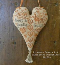 keep a gentle heart ... Threadwork Primitives