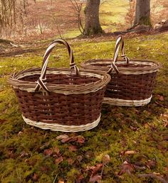 Shopping basket by John Cowan Baskets