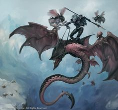 ArtStation - Nyss and Hellion , Batu ince