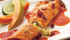 Bring a Southwestern supper classic to the breakfast table with bacon and eggs!
