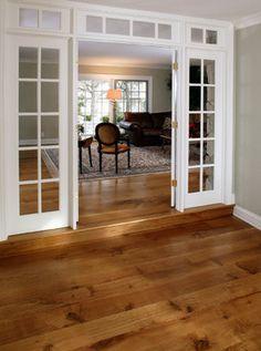 Rift & Quartered White Oak - traditional - Wood Flooring - Other Metro - Allegheny Mountain Hardwood Flooring