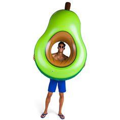 Aufblasbare Schwimm-Avocado online kaufen ➜ Bestellen Sie Aufblasbare Schwimm-Avocado für nur 29,95€ im design3000.de Online Shop - versandkostenfreie Lieferung ab €!