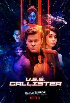 Black Mirror: USS Callister (TV) (2017) - FilmAffinity