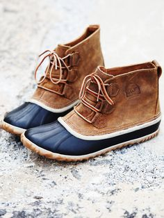 A new twist on a classic boot.