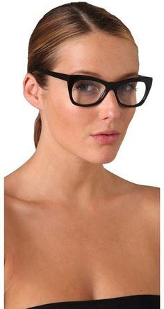 b5864b7252 Elizabeth and James- Centinela Frames in Black Cute Glasses