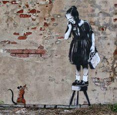urban artists, street art, wall mural, murals, urban art, graffiti artists, street artists, banksy.