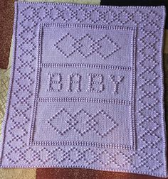 Ravelry: Diamond Baby pattern by Glee Brown Workman
