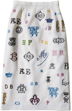 The Checklist | Busy Bodies - NYTimes.com  skirt, $1595
