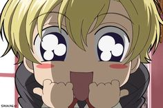 ouran high school funny gifs | ouran high school host club tamaki takami animated GIF