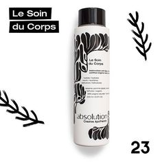 DAY 23 of AbsoCalendar This Friday we are giving the chance to win our winter essential for a soft skin head to toes : Le Soin du Corps. A smooth texture that provides immediate comfort and provides long lasting softness and well-being for your skin.   In order to participate in today's drawing just follow these 3 easy steps: Follow our page @absolution_cosmetics (if you haven't already  ). Like this picture. Tag in the comments one friend who you think would like to discover Absolution this…