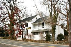 Hunter's Head Tavern in Upperville, Virginia