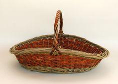 willow flower basket - Willow Baskets by Katherine Lewis Willow Flower, Basket Willow, Flower Basket, Anniversary Gifts, Fancy, Flowers, Gourds, Garden, Baskets