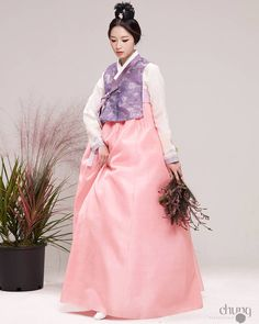 차은엽한복 @kyulcs for more Korean hanbok.