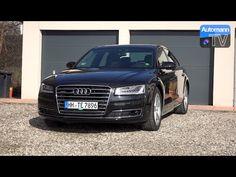 Audi A8 D4 Baujahr 2009 2017 Technische Daten Fakten Zum