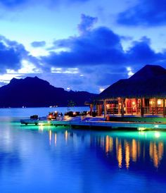 Bora Bora, French Polynesia: I will go here before I die!! Bucket list!!