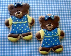 Betxi Cookies! These are so incredibly adorable