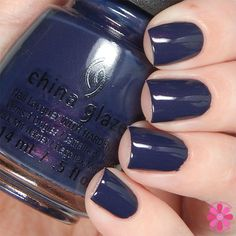 China Glaze Fall 2015 The Great Outdoors Collection Sleeping Under The Stars Swatch