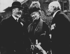 This is one of the cutest image of King George V with consort , Queen Mary. Look at their smiles! Courtesy of the RC trust.