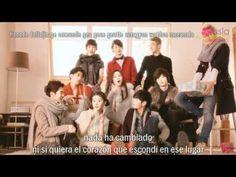 Nu'Est, After School y Son Dam Bi - Love Letter (sub español) HQ