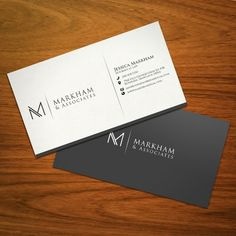 Risultati immagini per law firm new york business card