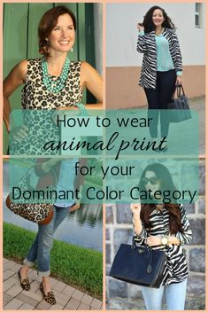 00c830deeeae How to wear animal print for your Dominant Color Category - Tabitha Dumas  Light Colors