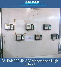 Palpap provides school ERP software to A V Meiyappan Matriculation High School.  Palpap School ERP Software, Which keeps, maintains and updates all the activities related to your reputed Institution. It's really easy to handle all activities of Students as well as Employees. Our Product that will ease the process of each and every aspect of a School, be it Admission, Transport, Examination, Library, Robust Time Table, HR & Payroll etc.
