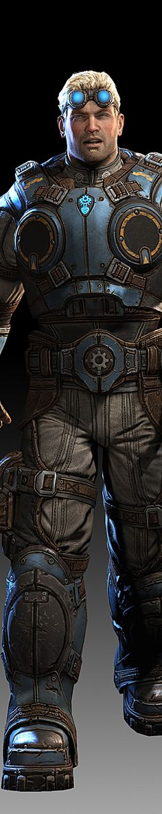 Gears Of War Judgement... Baird is looking even hotter!