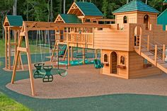 1000 images about home playground ideas on pinterest - Playground surfaces for home ...