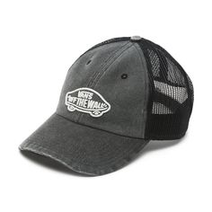 The Acer Trucker Hat is a washed cotton twill trucker hat with a curved  brim and raised logo embroidery. 460c7bea02