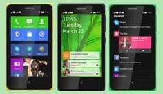 Nokia Unveils X Series of Android Smartphones  #NokiaX #NokiaX+ #NokiaXL