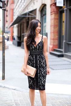 Fall Engagement Party Outfit Ideas: Patterns and Prints
