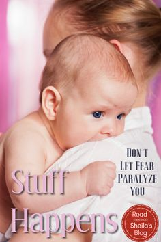Anxiety and parenting: Don't let fear paralyze you