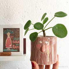 Monila , Monila handmade , ceramica,vaso , albero , pianta ,Tree