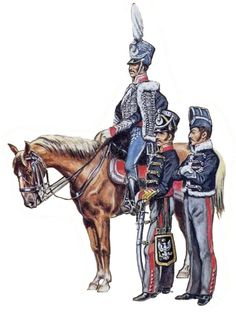 Empire, Military Uniforms, Napoleonic Wars, Hard Times, Warsaw, Troops, Warriors, 19th Century, Battle