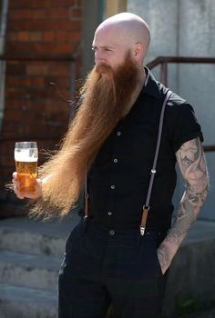 What is Terminal Beard Length?